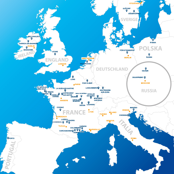 River Cruises In France Canal Boat Rental In France And Europe - River cruises in france