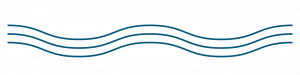 pictogramme vagues bleus