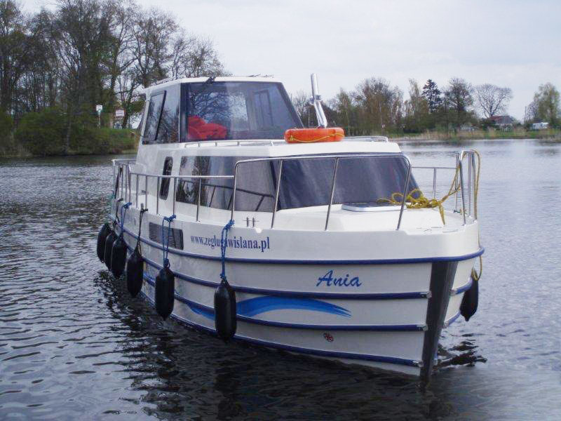 image Vistula Cruiser 30 S3