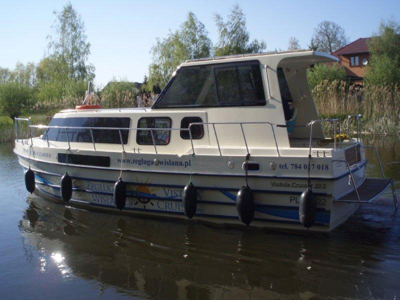 image Vistula Cruiser 30 SE1
