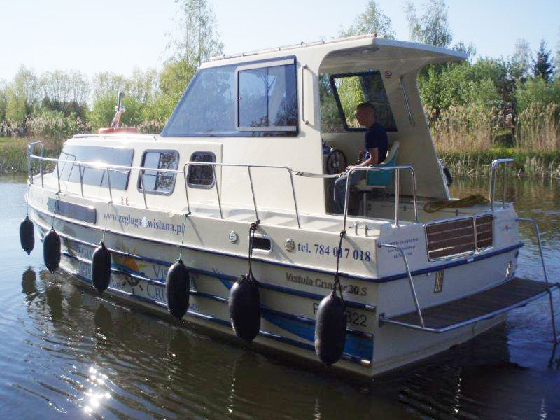image Vistula Cruiser 30 SE2