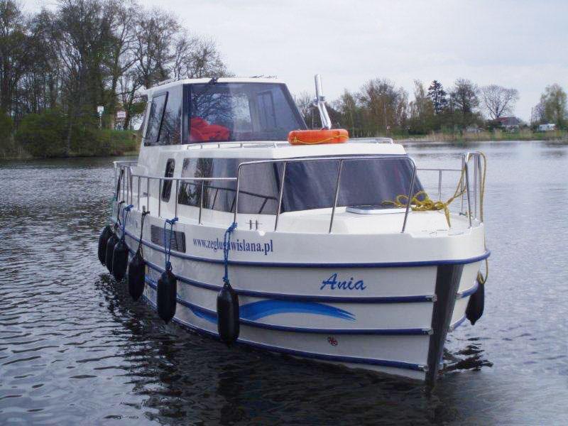 image Vistula Cruiser 30 SE3