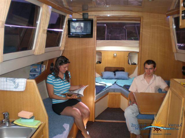 image Vistula Cruiser 30 SE6