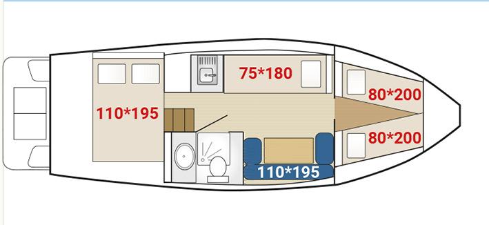 image Vistula Cruiser 30 SE7