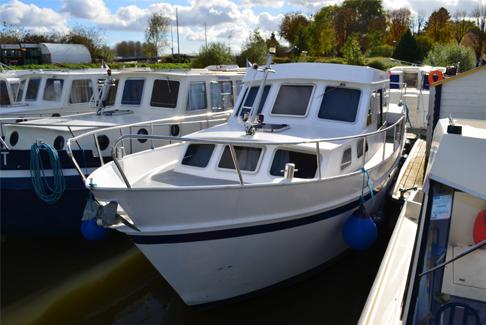 image Linssen Yacht 361