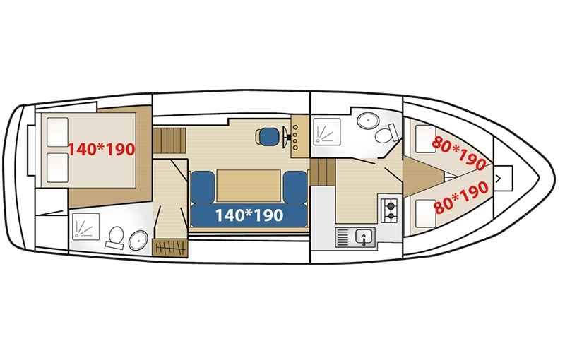 image Linssen Yacht 3611