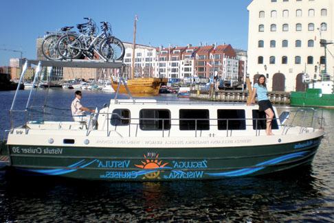 image  Vistula Cruiser 30